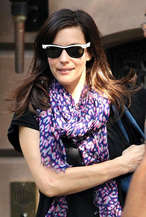Liv Tyler Aug. 20