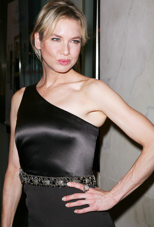 Renee Zellweger Aug. 18