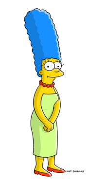 222px-marge_simpson
