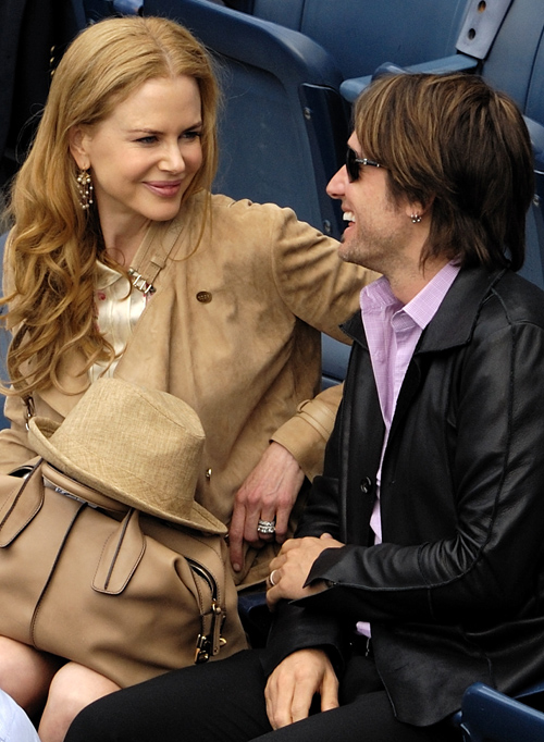 Nicole Kidman and Keith Urban Sept 7