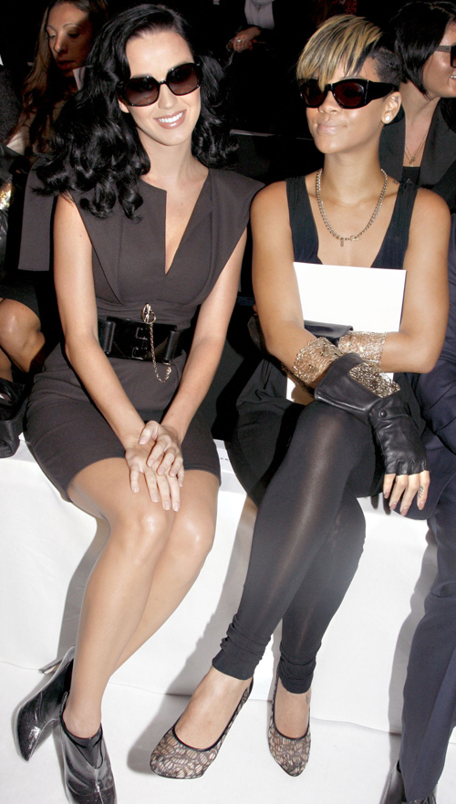 Rihanna/Katy Oct. 5