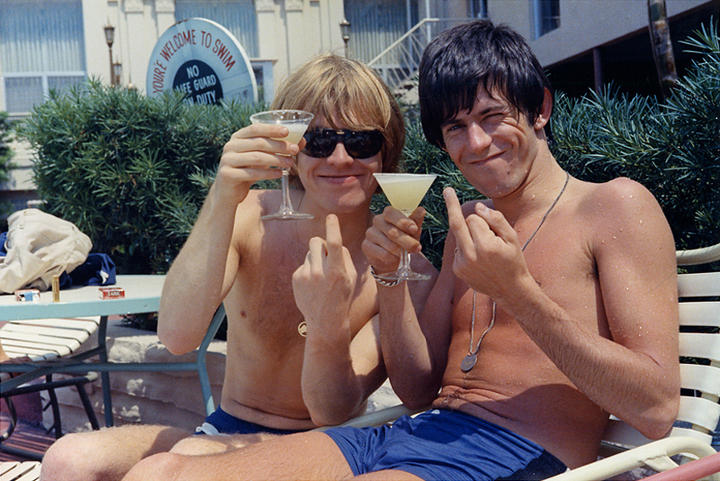 Keith-Richards-Brian-Jones-poolside-Jack-Tar-Harrison-Hotel-Clearwater-Florida