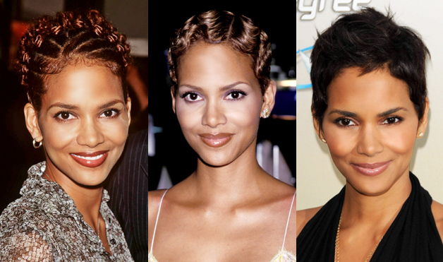 halle berry short hair catwoman. Halle-Berry-short-hair