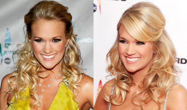 Carrie-Underwood-Curly-Half-Updo