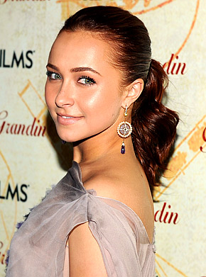 Hayden-Panettiere-new-red-hair