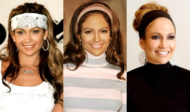 Jennifer-Lopez-Headband