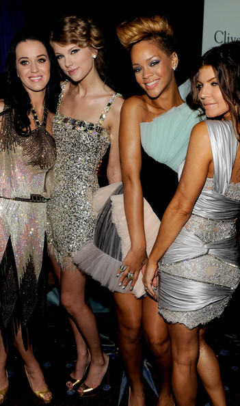 Katy-Perry-Taylor-Swift-Rihanna-Fergie-52nd-Annual-GRAMMY-Awards-Salute-To-Icons