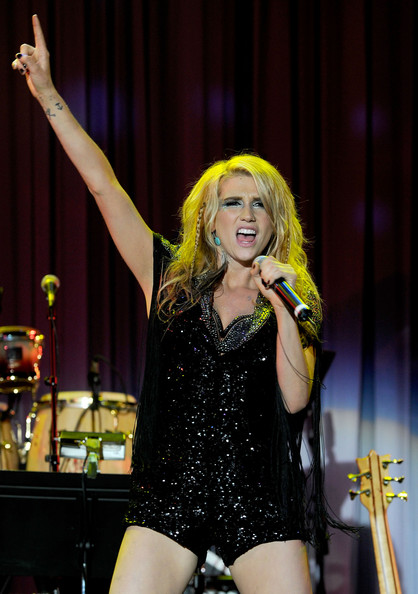 Ke$ha-performs-at-52nd-Annual-GRAMMY-Awards-Salute-To-Icons