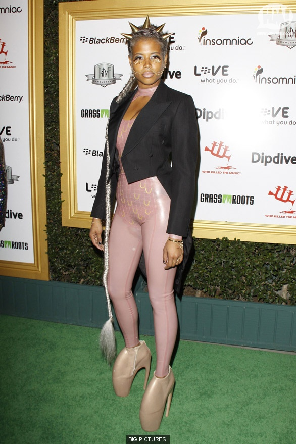 Kelis-attending-1st-Annual-Data-Awards