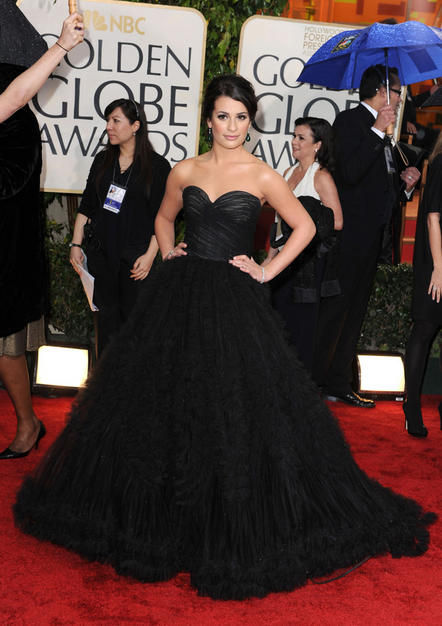 Lea-Michele-2010-golden-globes