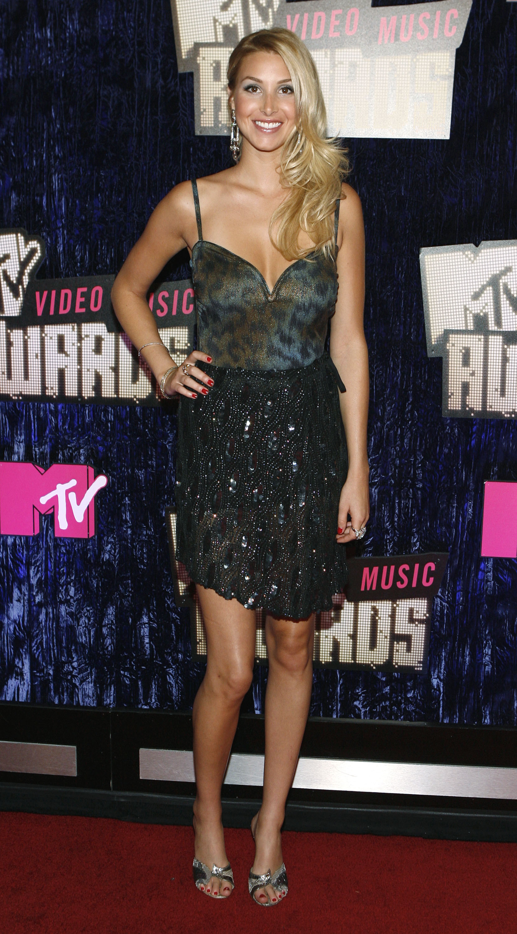 MTV Awards Arrivals