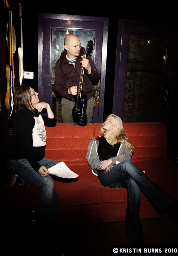 Billy-Corgan-Jessica-Simpson-recording-studio