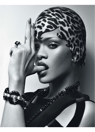 Rihanna-February-2010-W-Magagzine