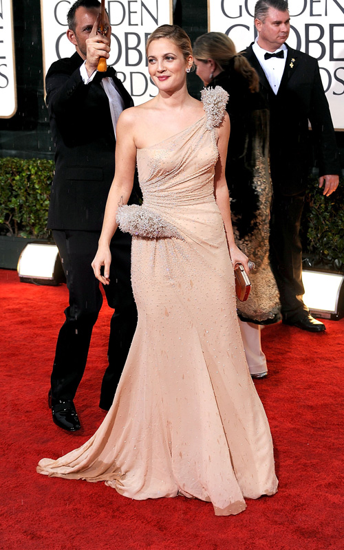 drew-barrymore-updo-2010-golden-globes