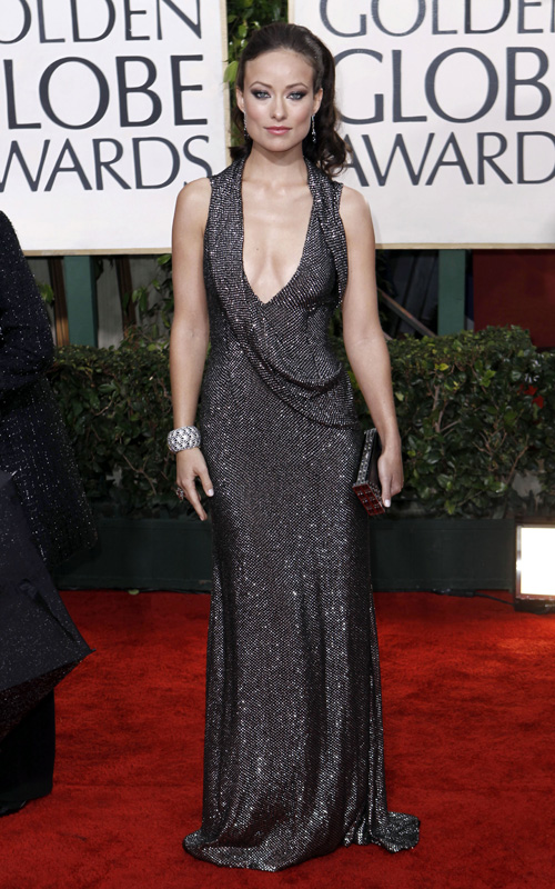 olivia-wilde-2010-Golden-Globes-dress
