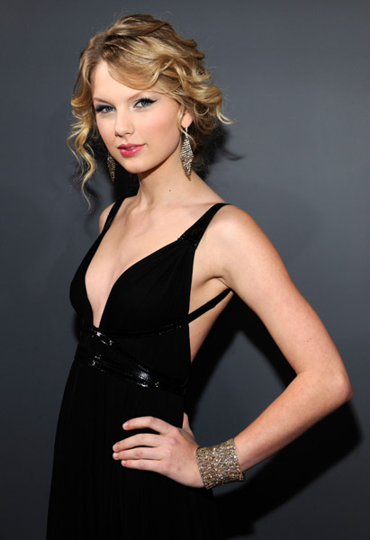 taylor-swift-grammy's-2009