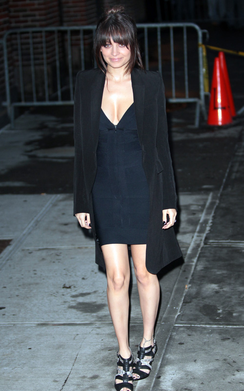 nicole-richie-engagement-The-Late-Show-With-David-Letterman