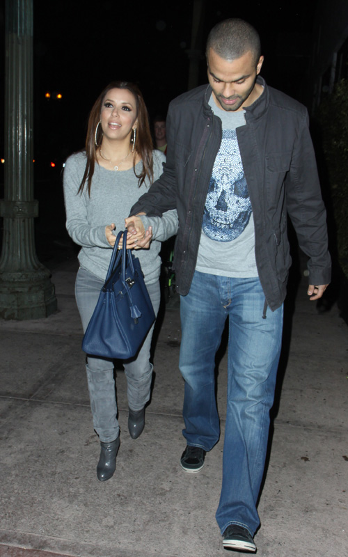 Eva-Longoria-tony-parker-dinner-date-at-beso
