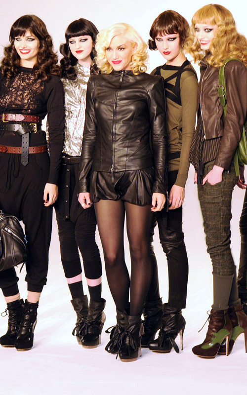 Gwen-Stefani-runway-LAMB-Fall-2010-fashion-show-Mercedes-Benz-Fashion-Week