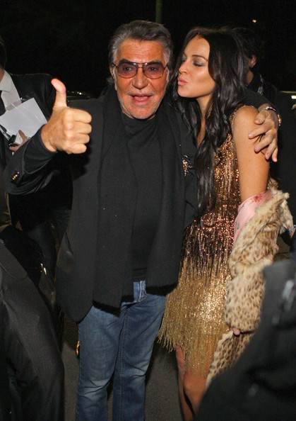 Milan-Fashion-Week-Vogue-Event-Roberto-Cavalli-Lindsay-Lohan