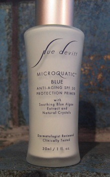 Sue-Devitt-Microquatic-Blue Anti-Aging-Primer
