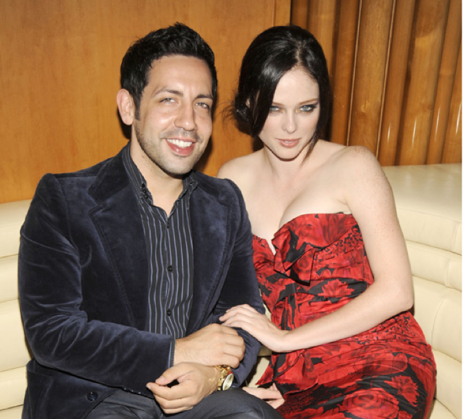coco-Rocha-James-Conran-engaged