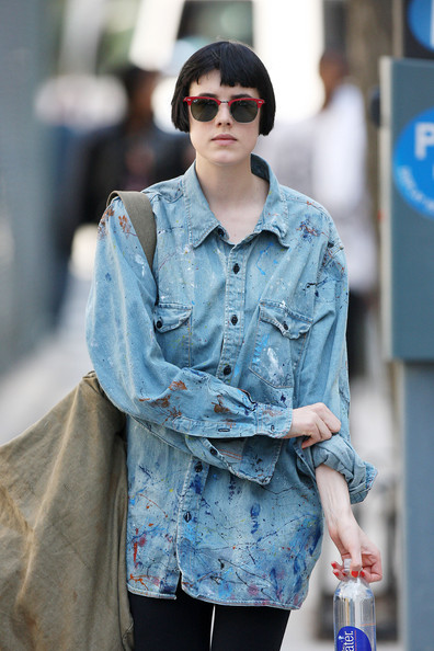 Agyness-Deyn-leaving-gym