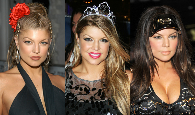 Fergie-hairstyles-accessory