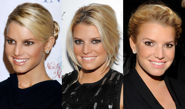 Jessica-Simpson-hairstyles-Updo