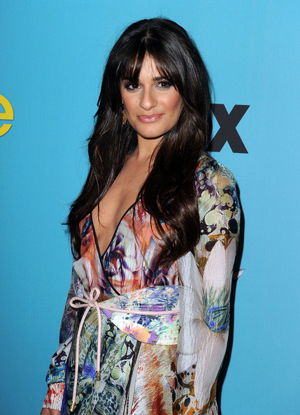 Lea-Michele-Glee-hair-bangs