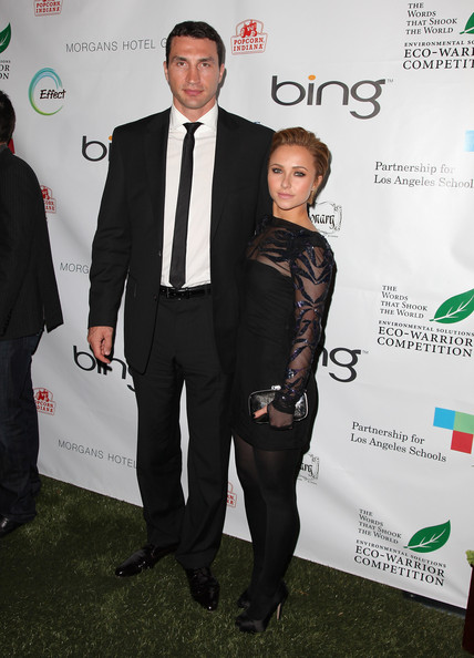 Vladimir-Klitschko-Hayden-Panettiere-at-Global-home-Tree-earth-Day-VIP-reception