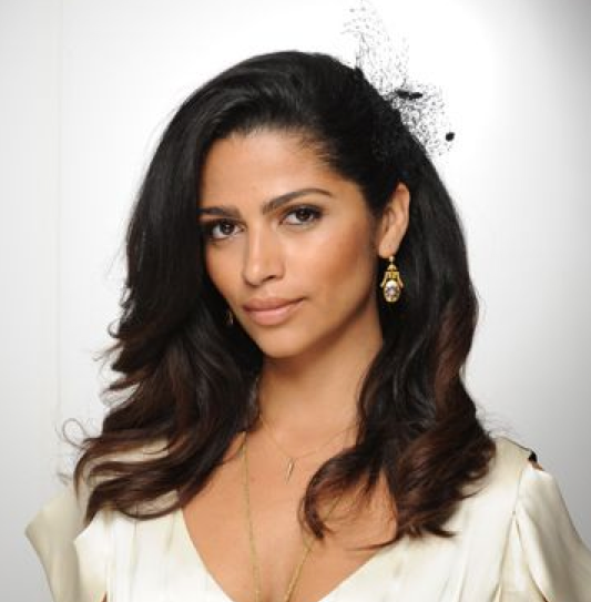 camila alves hair color. Janine did my favorite hair of