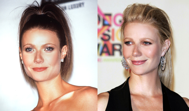 Gwyneth-Paltrow-Ponytail