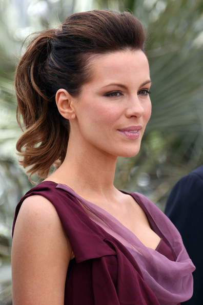 kate beckinsale hairstyles 2010. Kate-Beckinsale-ponytail-