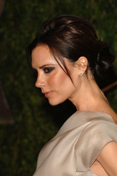 victoria beckham short hair back view. victoria beckham hair back.