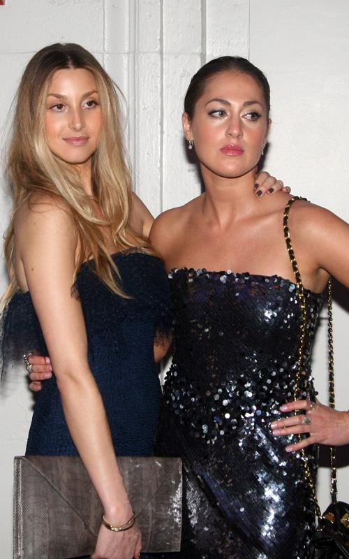 Whitney-Port-Roxy-Olin-32nd-Annual-AAFA-American-Image-awards