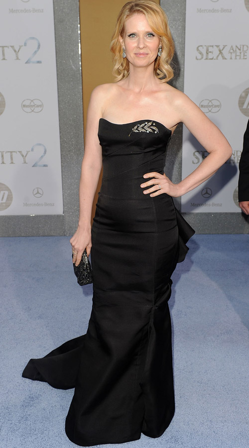 cynthia-nixon-sex-and-the-city-2-premiere-hairstyle