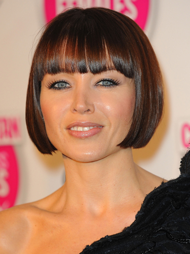 Dannii-Minogue-Sleek-Bob-blunt-bangs