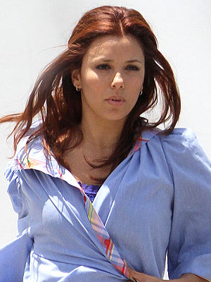 Eva-Longoria-parker-auburn-red-hair