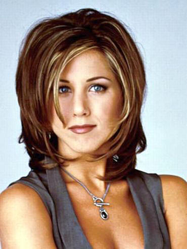 "jennifer aniston hairstyles friends. Jennifer Aniston#39;s ""Rachel"""