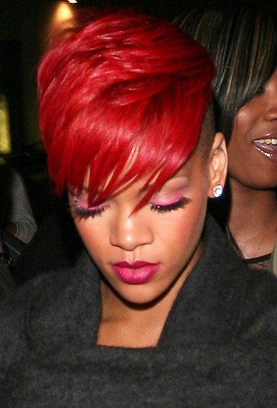 Rihanna-red-hair-color