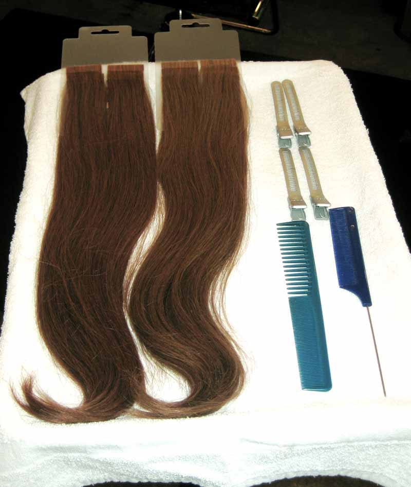 taped-weft-hair-extensions