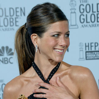 Jennifer-aniston-ponytail