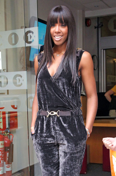 kelly rowland hairstyles. Kelly Rowland was at the UK