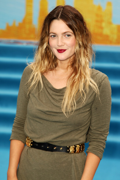 Drew-Barrymore-Going-Distance-World-Premiere-ombre-hair