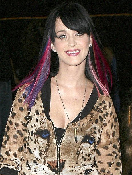 Katy-Perry-multi-colored-extensions