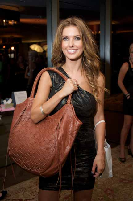 Style-Network-Give-&-Get-Fete-Audrina-Patridge