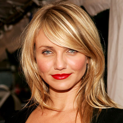 hair with long layers. cameron-diaz-long-layers