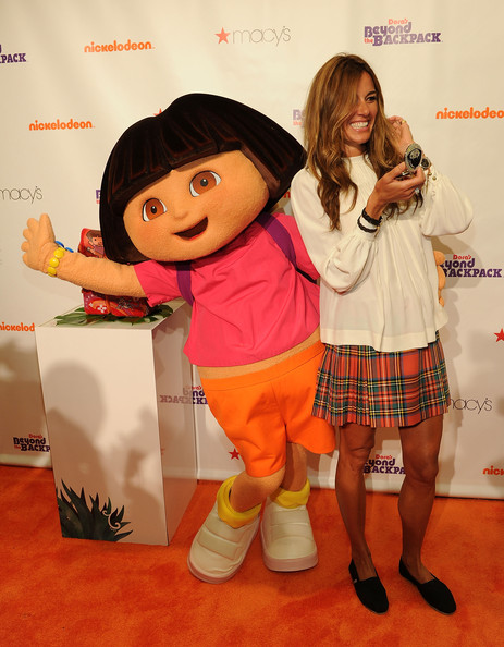Kelly+Bensimon+Nickelodeon