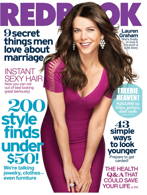 Lauren-Graham-October-Redbook